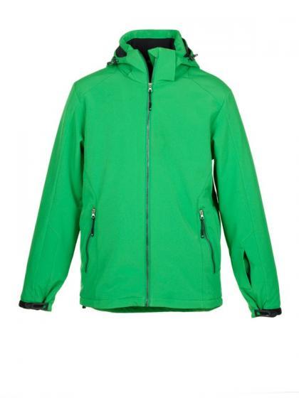 Men's winter sports jacket_green