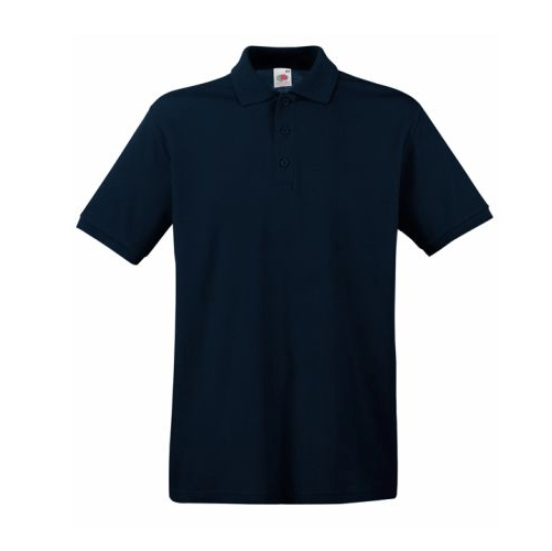 Premium Piqueskjorte fra Fruit of the Loom