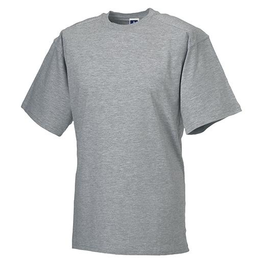 Workwear T-skjorte fra Russell - for deg som trenger SKIKKELIG kvalitet